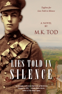 Lies Told in Silence by M.K. Tod