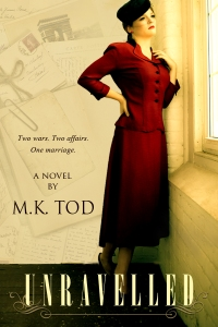 Unravelled by M.K. Tod